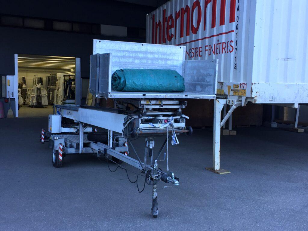 Noleggio macchinari in Ticino