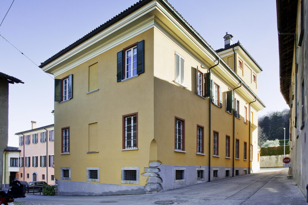 Casa Arancione Ticino